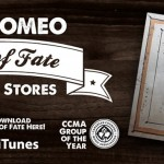 "Hey Romeo's New Album ""Twist of Fate"" NOW In Stores & Available Online!"