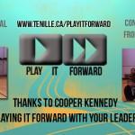 Tenille Announces Play It Forward Alberta GRAND PRIZE WINNER on BT Edmonton!