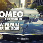 BRAND NEW ALBUM FROM HEY ROMEO OUT THIS WEEK!