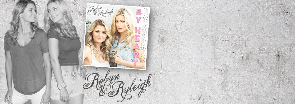 BRAND NEW ALBUM FROM ROBYN & RYLEIGH!
