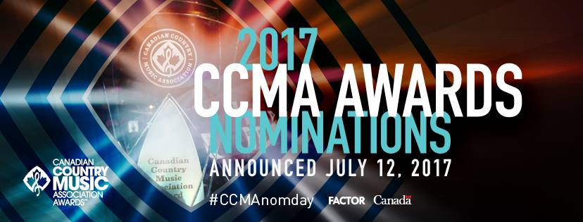 CHRIS BUCK BAND NOMINATED FOR THEIR 1ST CCMA AWARD!