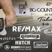 Chris Buck Band Nominated for 7 BCCMA Awards